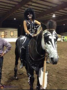 Horse and rider Halloween costume