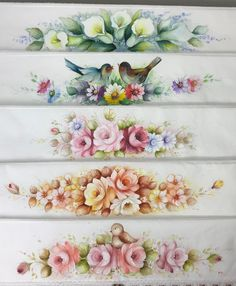 Decoupage Vintage, Decoupage Paper, Vintage Paper, Decoupage Printables, String Art Patterns, China Painting, Floral Illustrations, Vintage Labels, Watercolor Cards