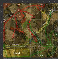 22 Best Wot Maps images | Blue prints, Cards, Map