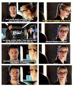 Arrow - Oliver and Felicity #3.5 #Season3 #Olicity ♥