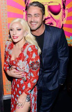 Taylor Kinney Talks Lady Gaga Wedding Plans