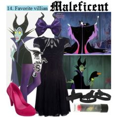 Disney Challenge: Maleficent ~ Sleeping Beauty
