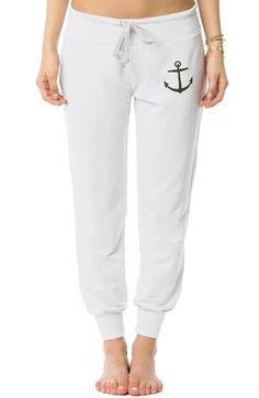 Amuse Society 'Anchors Away' Sweatpants available at #Nordstrom