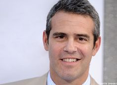 Andy Cohen...playing for the other team, but still a cutie!