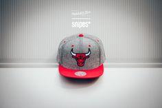 Mitchell & Ness Snapback-Cap Denim Harry NBA Chicago Bulls black Artikelnr.: 7001981 snipes.com