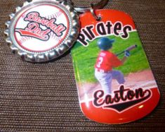 Personalized Photo Key Chains + Other Accessories by pixelilicious Gifts For Teens, Gifts For Dad, Fathers Day Gifts, Teen Gifts, Best Friend Gifts, Gifts For Friends, Gifts For Sports Fans, Perfect Gift For Dad, Personalized Gifts