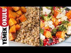 (36) Sihirli, Kilo Verdiren, Döner Kebap Tadında Sebze Tarifleri | Sonbahar Yemekleri - YouTube