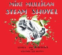 Items similar to vintage kids picture book Mike Mulligan and His Steam Shovel by Virginia Lee Burton, great illustrations, machines, construction, building on Etsy Virginia Lee Burton, Books To Read, My Books, Story Books, Old Children's Books, Free Epub, Werner Herzog, Pokemon, Vintage Children's Books