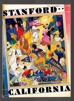 1928 stanford cardinal v california bears football program-wrong way r riegels from $25.0