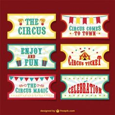 vintage carnival graphics - Google Search