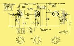Mullard 3-3. Three Watt Amplifier