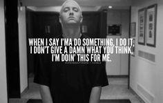 Im not afraid - Eminem