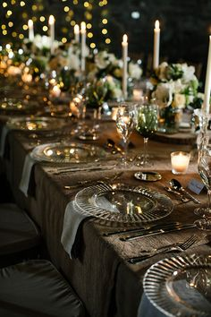 Vintage Wedding Rustic Glam Wedding Inspiration - Inspiration from one of the most beautiful places in the world? Romantic Wedding Receptions, Romantic Weddings, Rustic Wedding, Destination Weddings, Baroque Wedding, Wedding Venues, Blue Weddings, Second Weddings, Wedding Tables