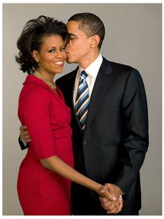 Our Handsome President Obama & Beautiful First Lady Michelle