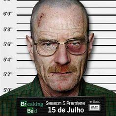Breaking Bad Season 5 fan art by @Zuil