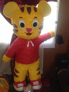 Daniel tiger piñata :)