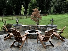 Paver Fire Pit, Fire Pit Area, Fire Pit Backyard, Fire Pits, Paver Patio Cost, Paved Patio, In Ground Fire Pit, How To Build A Fire Pit, Building A Fire Pit