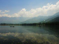 Dal lake:A nature's mirror