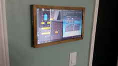 Touchscreen Wall Mounted Family Sync & Home Control Panel - DIY Home - Diy Electronics, Electronics Projects, Computer Projects, Projets Raspberry Pi, Diy Tech, Tech Tech, Tech Art, Tech Hacks, Hacks Diy