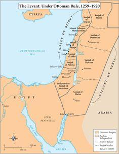 The Levant Under Ottoman Rule