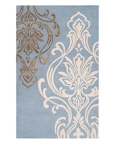 "Candice Olson Home - ""Modern Classics"" hand-tufted rug - $3717"