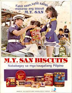 1982 MY San Ad. Vintage Ads, Vintage Prints, Jose Rizal, Philippine Art, Filipino Culture, Commercial Ads, Old Advertisements, Popular People, Philippines Travel