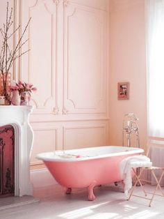 Dreamy bathroom! Think PINK. by Maiden11976