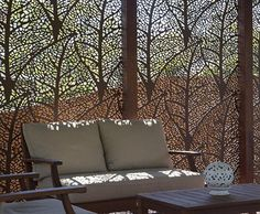 80 Stunning Privacy Screen Design for Modern Home Laser Cut Screens, Laser Cut Panels, Laser Cut Metal, Laser Cutting, Outdoor Screens, Window Screens, Privacy Screens, Outdoor Decorative Screens, Decorative Screen Panels