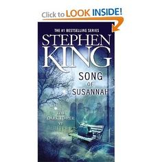 Song of Susannah (The Dark Tower, Book 6)  More of the Dark Tower. This one was a really quick read!