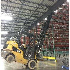 Keep it low, avoid the #forklift kneel