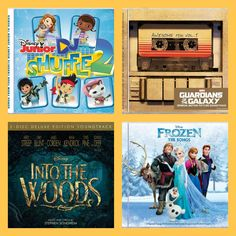 Win a prize package of #DisneyMusic for your kids (or you)! Ends 04/21