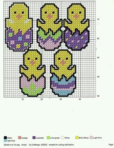 EASTER'S ON IYS WAY CHICKS by CRAFTWAYS