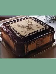 Great grooms cake for a hunter =)