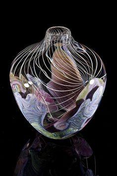 Interference Series | Jon Goldberg Art Glass