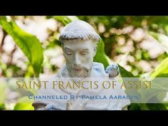 Channeling Saint Francis Of Assisi, Pamela Aaralyn Francis Of Assisi, St Francis, Spiritual Awakening, Fun Facts, Saints, Channel, Spirituality, Abs, Funny