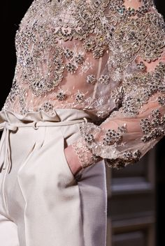 """mulberry-cookies: """"Valentino Spring 2012 Haute Couture (Details) """""""