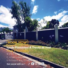 "Unfortunately, things remain grim and our Lock-Down continues. The good news, we remain open and have maintained our zero infection rate. Our guests have arrived and have departed in perfect health, relaxed, recharged and ready to tackle our harsh reality. Book Now with our Reservation Desk for R600/person sharing. Now, more than ever, ""Your Home Away from Home"". All Rights Reserved 