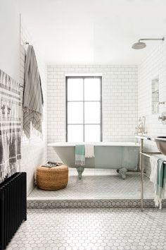 "stylish-interior-design: ""Classic Style, Brooklyn Townhouse | DustJacket Attic """