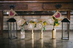 Casamento Vintage-Rústico – Thalita & Bruno | Lápis de Noiva