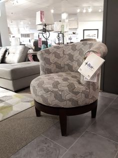 One of the cutest little swivel chairs on our floor, in a beatufiul 'Stone' cover. Made by Best Home Furnishings in the USA- it can be made in literally hundreds of different covers. Glider Chair, Swivel Chair, Goods Home Furnishings, Barrel Chair, Power Recliners, Accent Furniture, Table And Chairs, Accent Chairs, Ottoman