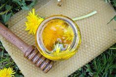 Jak zrobić miód mniszkowy bez cukru?