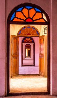 Tabātabāei House - Kashan, Iran