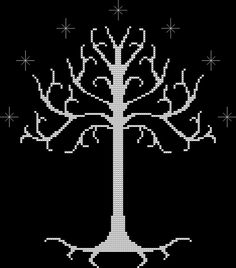 I always wanted this as a tattoo.  Maybe I should just cross stitch it, lol.
