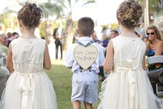 Suspenders!? Perfect for a Charleston, SC Southern Wedding. We love everything about this! | Photo by Captured by Kate Photography {Katie & Brian's Wedding at Wild Dunes Resort}