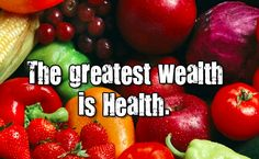 Health Is Wealth… – Mogul Minded Group