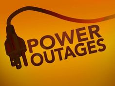 650 Best Power Outages / Power Cuts images in 2019 | Power outage