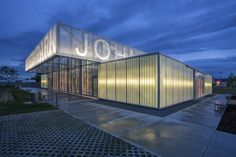 Gallery of John Fry Sports Park Pavilion / The Marc Boutin Architectural Collaborative Inc. - 6