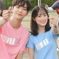 Extraordinary you Rowoon and Kim hye yoon Cute Couple Art, Cute Couples, Asian Actors, Korean Actors, Drama Funny, Couple Aesthetic, Korean Couple, Ulzzang Couple, Kdrama Actors