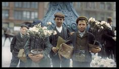 25 Momentous Colorized Photos That Let You Relive American History