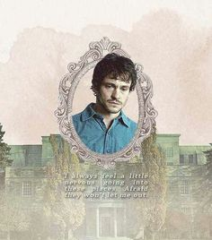 A little nervous - Will Graham